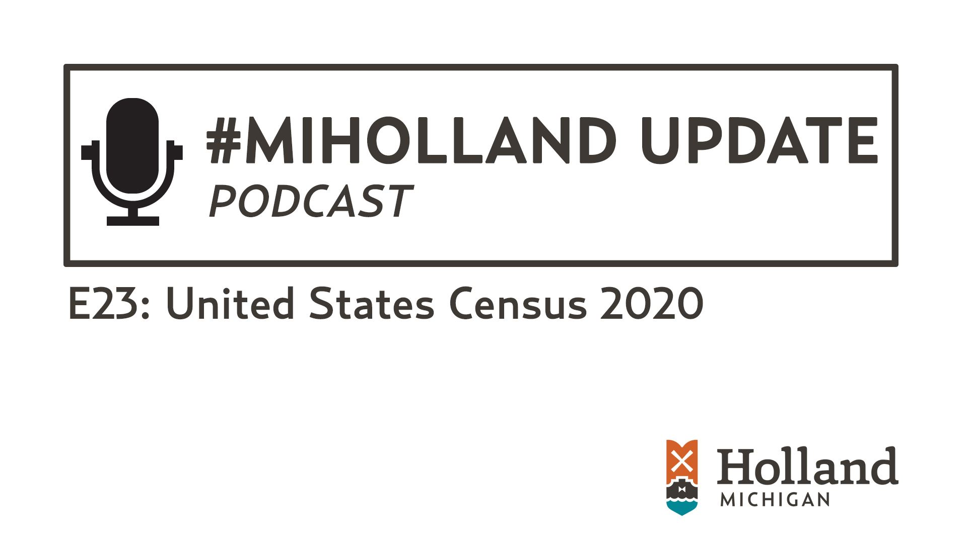 2020 Census Podcast