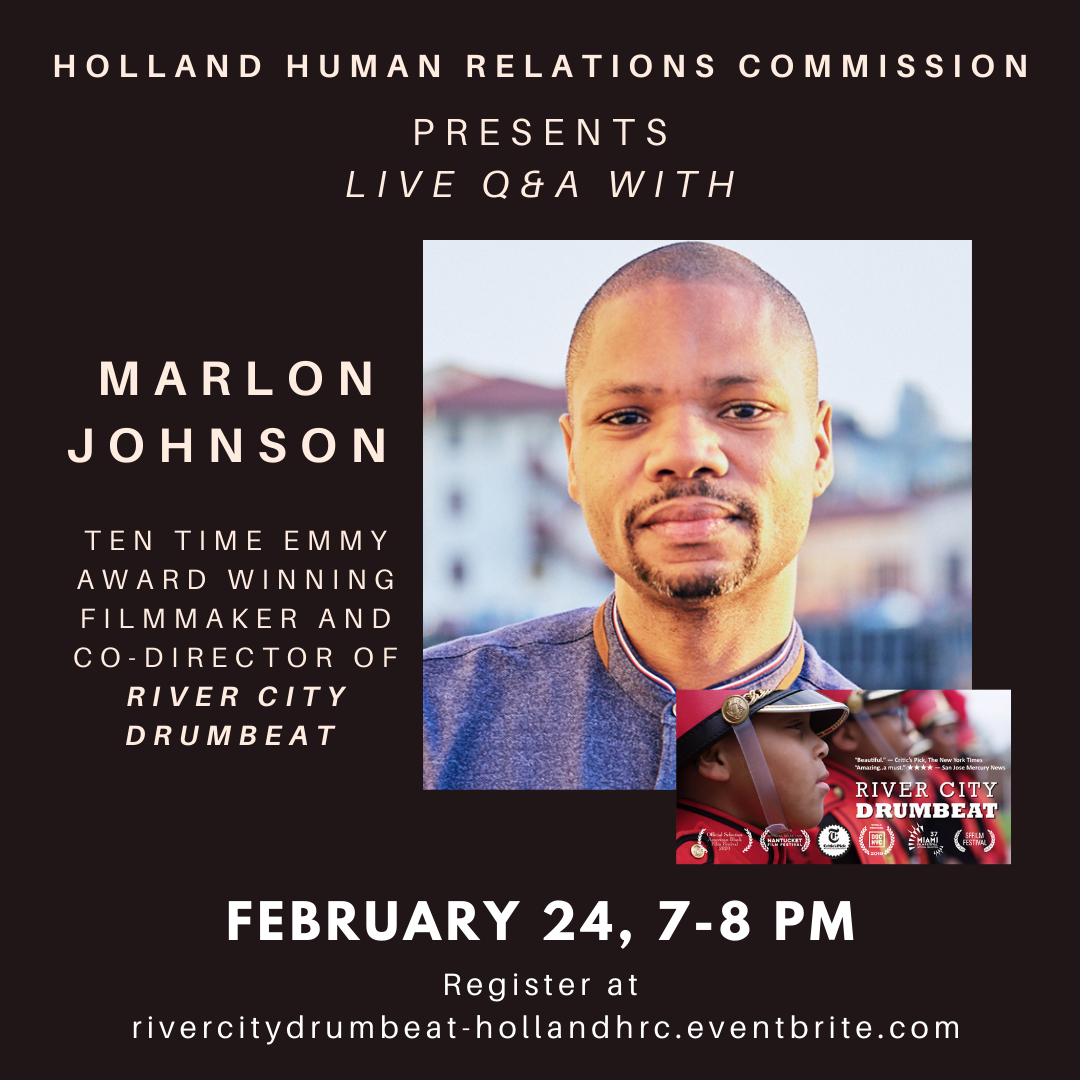 An Evening with Marlon Johnson